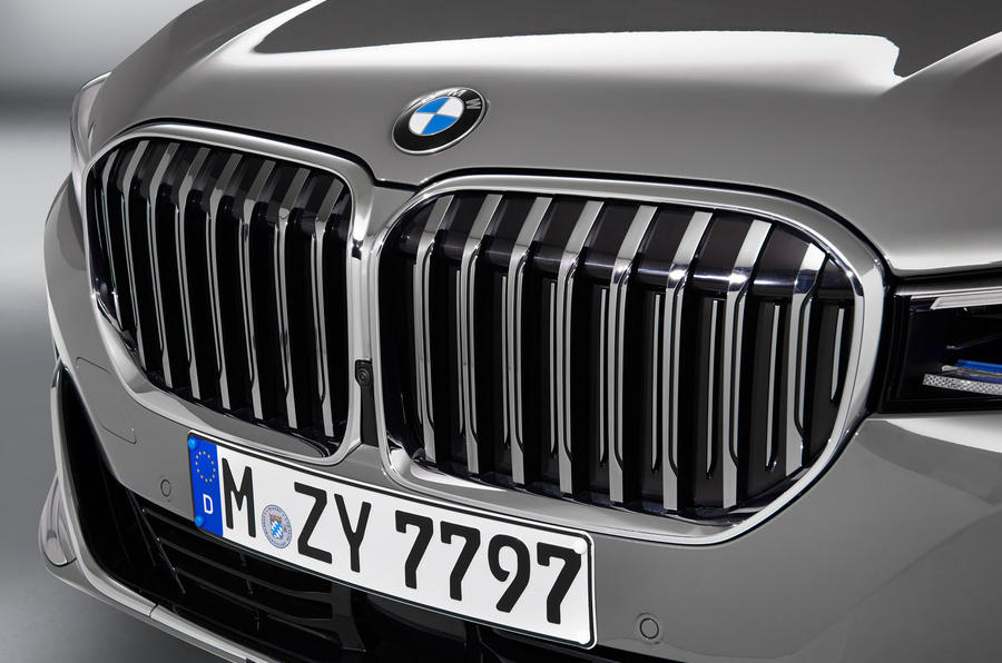 New Car Wallpaper 4k New 2019 Bmw 7 Series Gets X7 Inspired Styling And More
