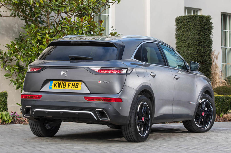 Car Legacy Wallpaper Ds 7 Crossback Bluehdi 180 Performance Line 2018 Review