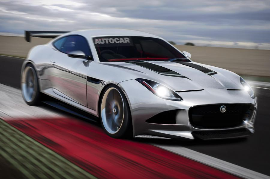 Green Car Modification Wallpaper Jaguar F Type Gt4 Revealed Ahead Of 2018 British Gt Race