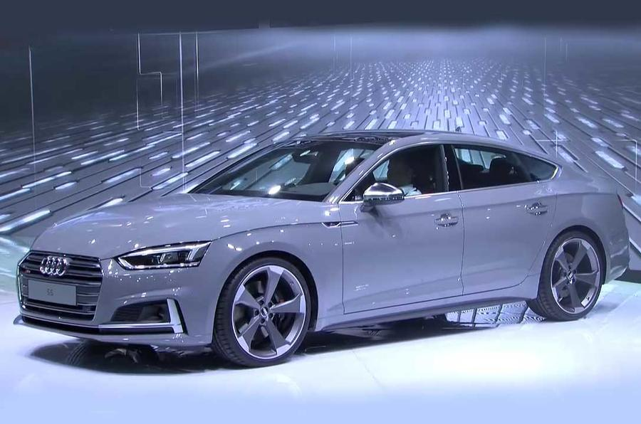 Tron Legacy Car Wallpaper 2017 Audi A5 Sportback And S5 Sportback Shown At Paris