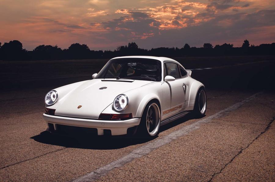 Car Legacy Wallpaper Most Advanced Air Cooled Porsche 911 Produced By Singer