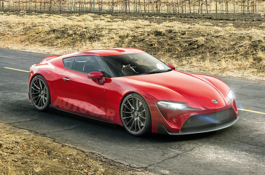 Hybrid Car Lineup Wallpaper 2018 New Toyota Supra And Bmw Z5 Gear Up For 2018 Assault Autocar