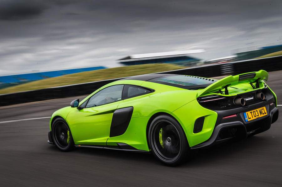 Fast Cars And Girls Wallpaper Mclaren 675 Lt Review 2018 Autocar
