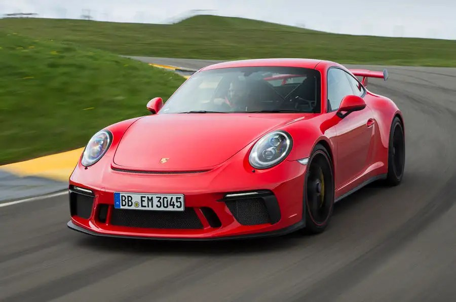 Black And Red Cars Wallpaper Porsche 911 Gt3 Review 2018 Autocar