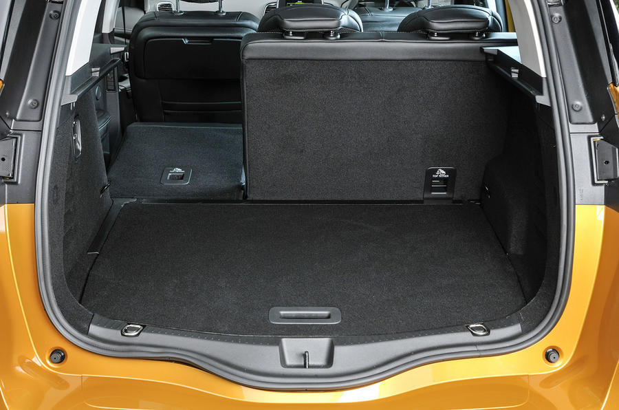 Renault Scenic Review 2018 Autocar