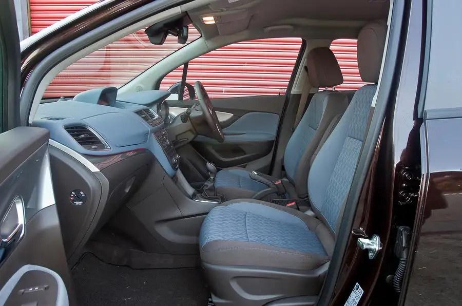 Vauxhall Mokka 2012 2016 Interior Autocar