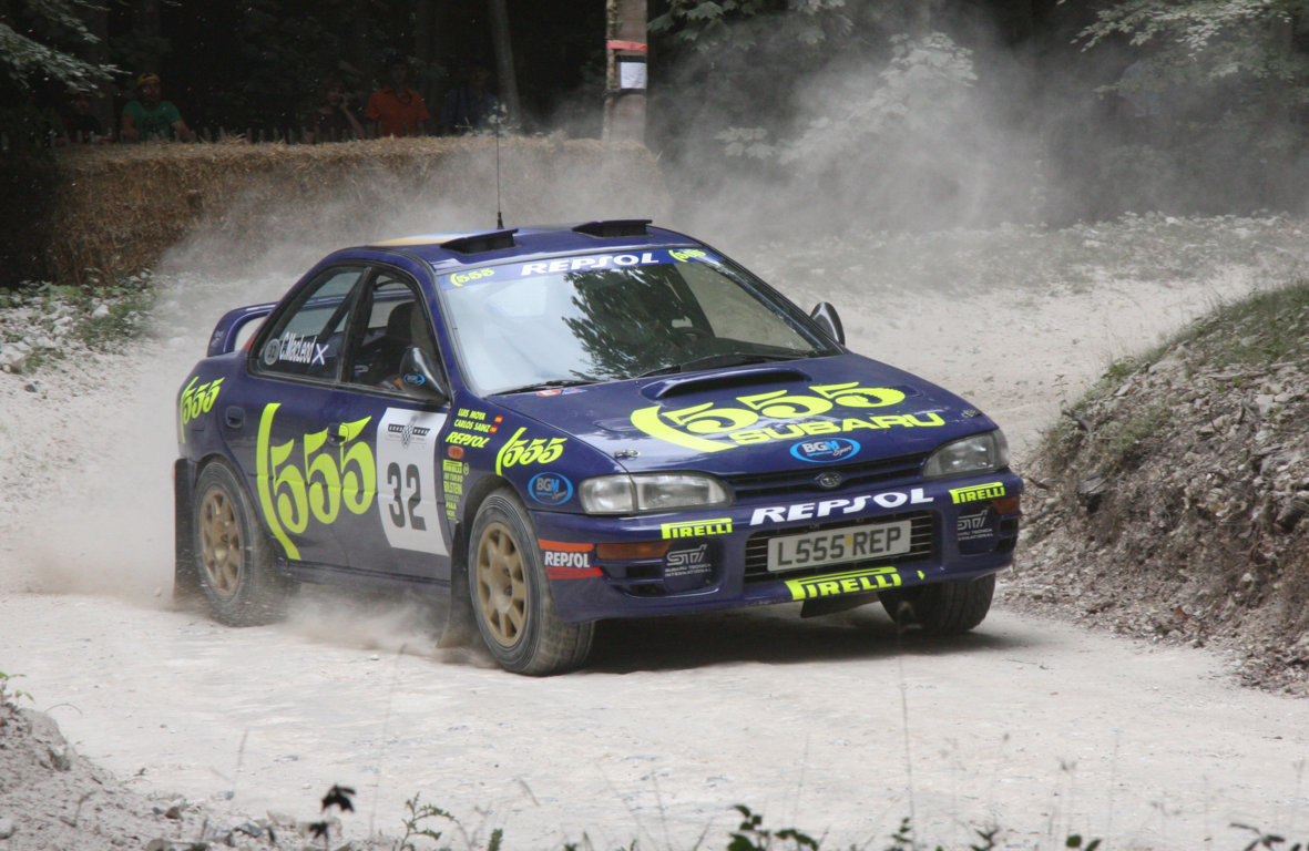 Rally Car Wallpaper Snow When Advertising Really Works Auto Class Magazine