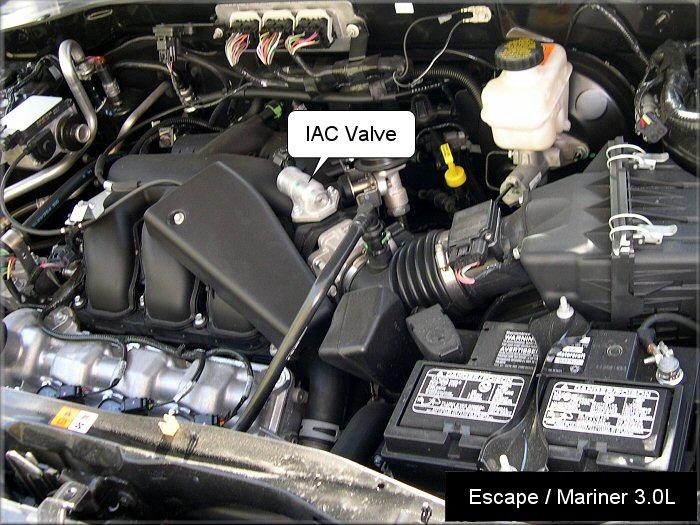 Ford Iac Wiring technical wiring diagram