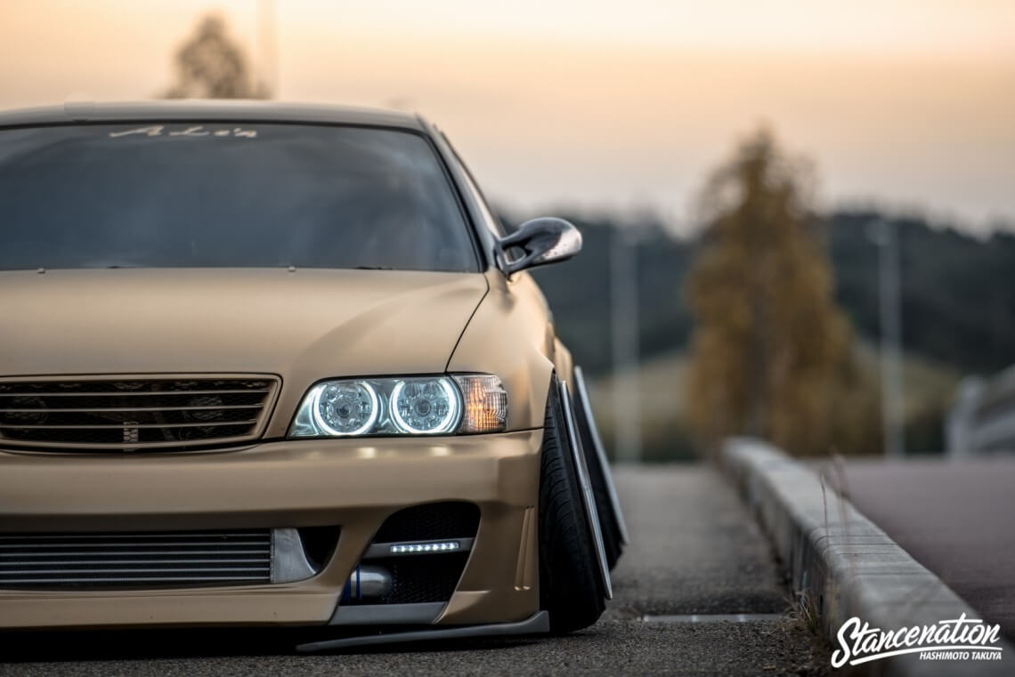 Vip Cars Hd Wallpaper A Street Car Named Desire Ryo S Toyota Chaser Mag