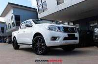Nissan Navara D40 Rims and Tyres | Wheels To Suit D40 Navara