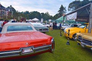 Encontro Paulista de Autos Antigos 2015 Campos do Jordão