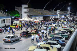 Noite do Gol Quadrado 2016 - Auto Show Collection