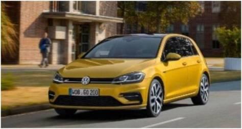 El Volkswagen Golf 2017 se escapa antes de tiempo