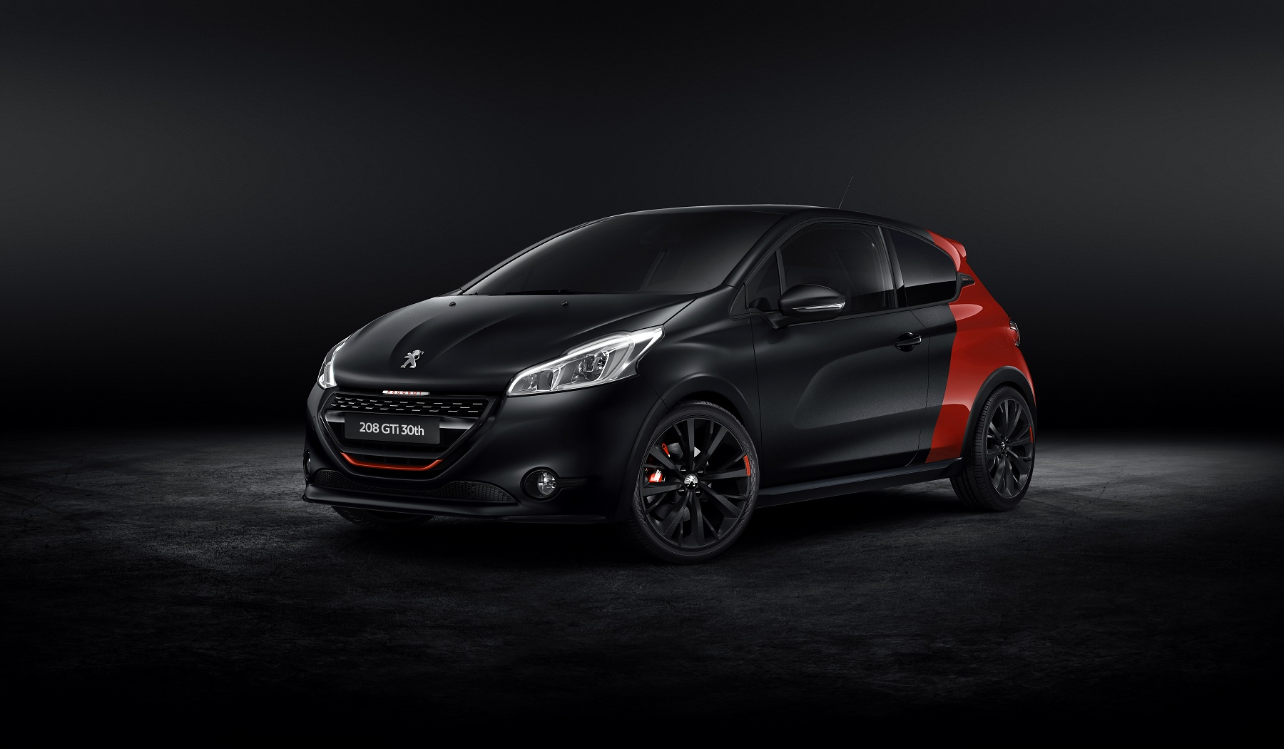 goodwood 2014 nouvelle peugeot 208 gti 30th autoday. Black Bedroom Furniture Sets. Home Design Ideas
