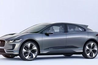 Concept I-PACE : l'électrique selon Jaguar