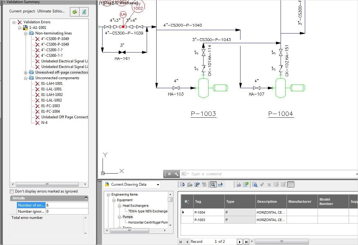 hvac drawing software