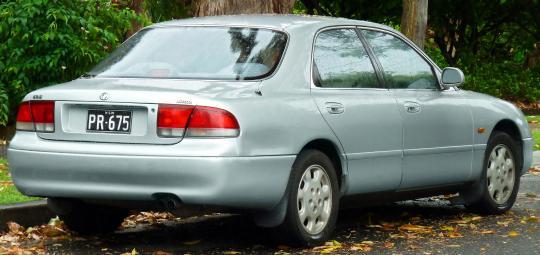 2000 mazda 626 service manual