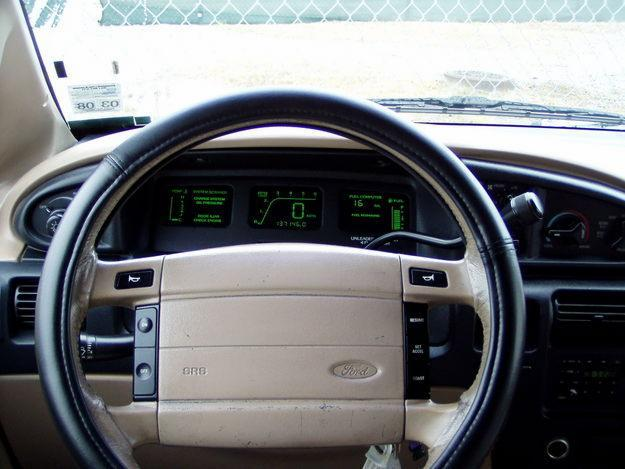 1992 Ford Aerostar XL VIN Number Search - AutoDetective