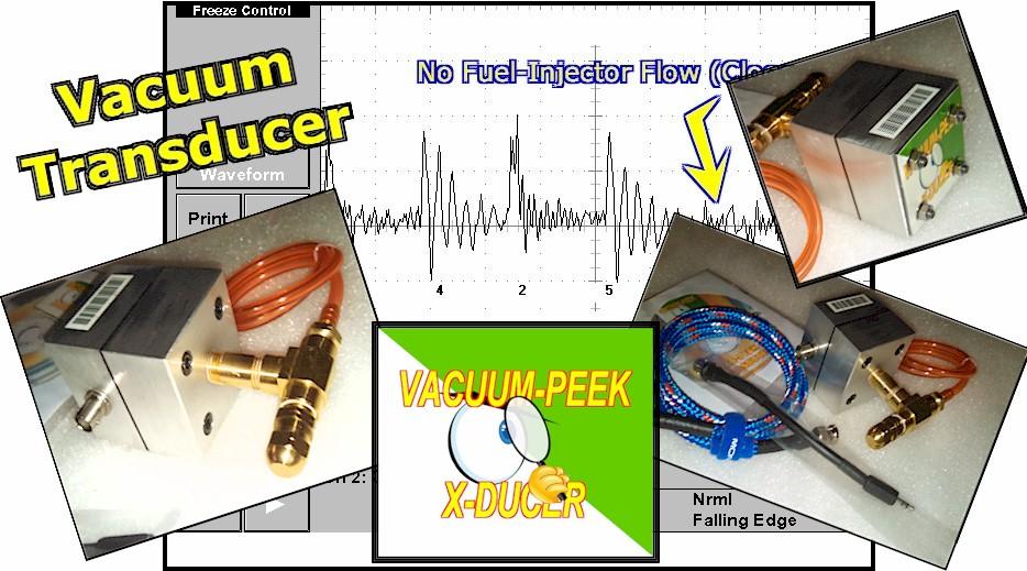 Automotive Vacuum Transducer