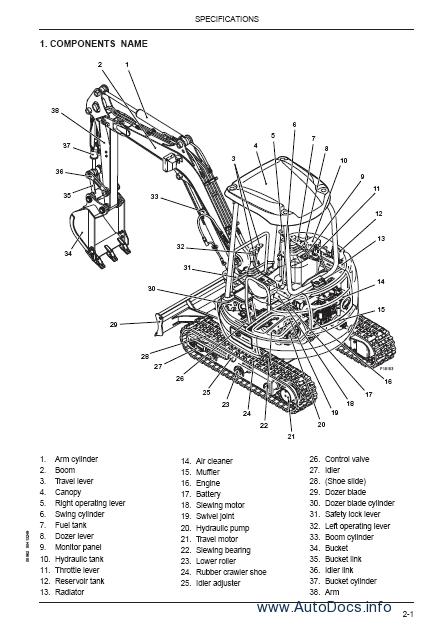 kobelco compact line workshop service manual repair manual wiring