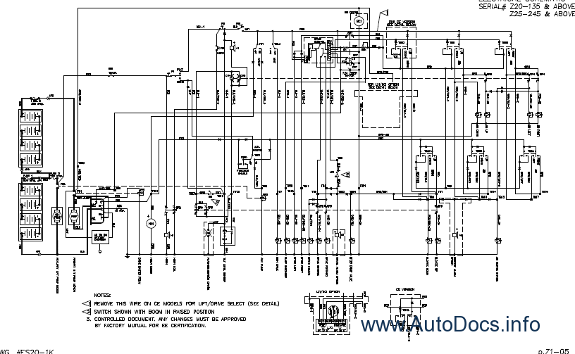genie 2668 rt wiring diagram