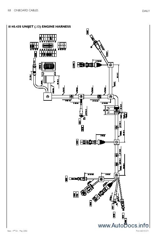 iveco daily repair manuals wiring diagrams
