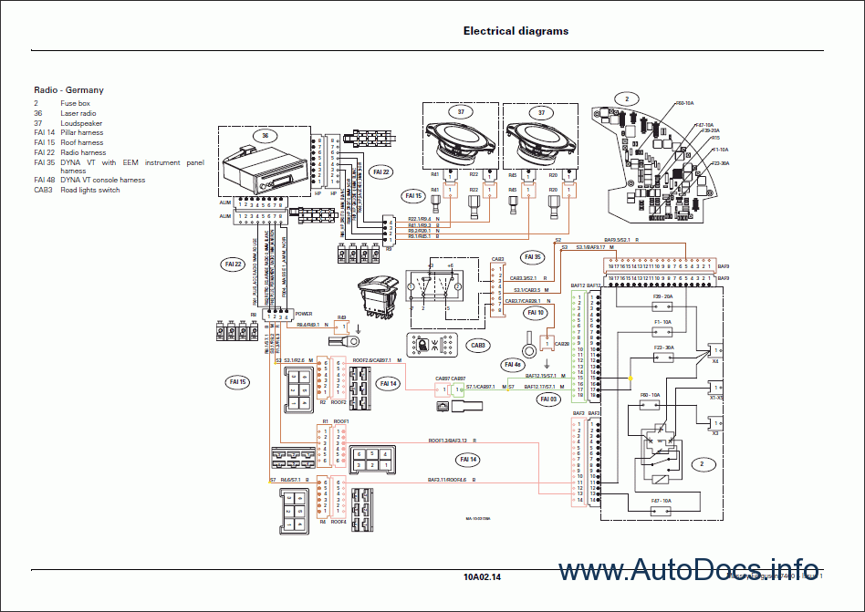 Massey Ferguson Wire Diagram