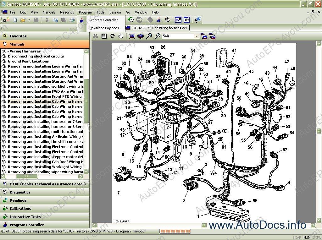 wiring diagram for 4020 john deere tractor john deere wiring