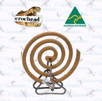 CROCHEAD MOSQUITO MOZZIE BUG FLY INSECT REPELLENT COIL HOLDERS