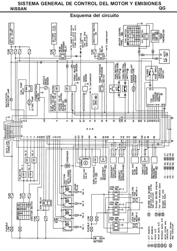 nissan pathfinder user wiring diagram 2006