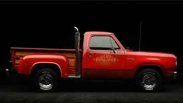 Dodge Lil'Red Express 1978 (foto: barrett-jackson.com)