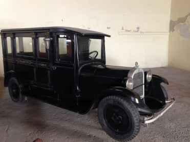 Dodge Bros. modelo Graham, 1924