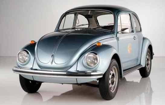Weltmeister do AutoMuseum VW
