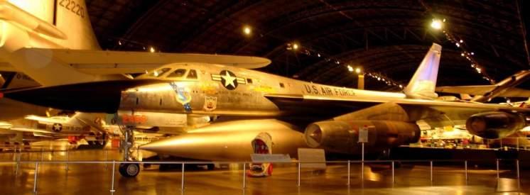 O lacrimejante B-58 Hustler. Eu não chorei!