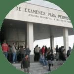 Centro de examenes de JPT