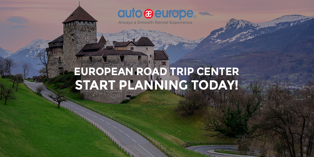European Road Trip Planning Center