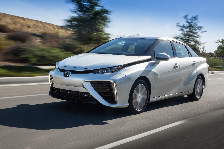 2017 Car Wallpaper 2016 Toyota Mirai Review Autoevolution