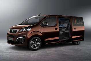 Peugeot Traveller i-Lab Business-Van