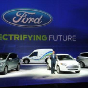 Confermata Ford elettrica da 300 km di autonomia!
