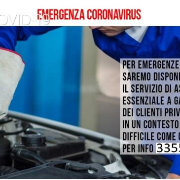Disposizioni apertura per emergenza Covid-19