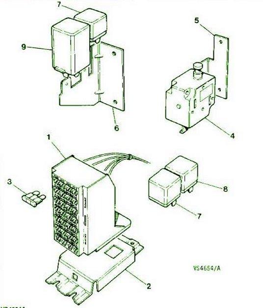 [SCHEMATICS_4PO]  Main Fuse Box Cherokee Xj - Auto Electrical Wiring Diagram | Delco Model 16221029 Wiring Schematic |  | Wiring Diagram