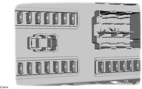 Ford Transit mk7 (from 2006) - fuse box (EU version) - Auto Genius