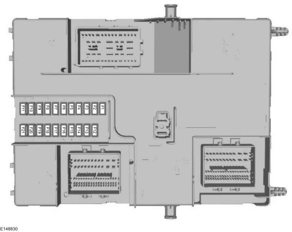 Ford Transit Custom (from 2015) - fuse box diagram (EU version
