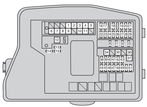 2005 Corolla Fuse Box Download Wiring Diagram