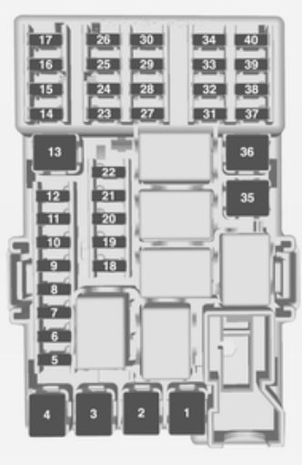 Vauxhall Corsa X Reg Fuse Box wiring diagram panel