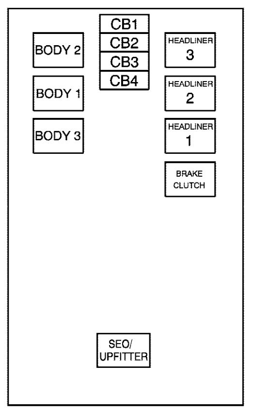 2013 chevy tahoe tailgate diagram