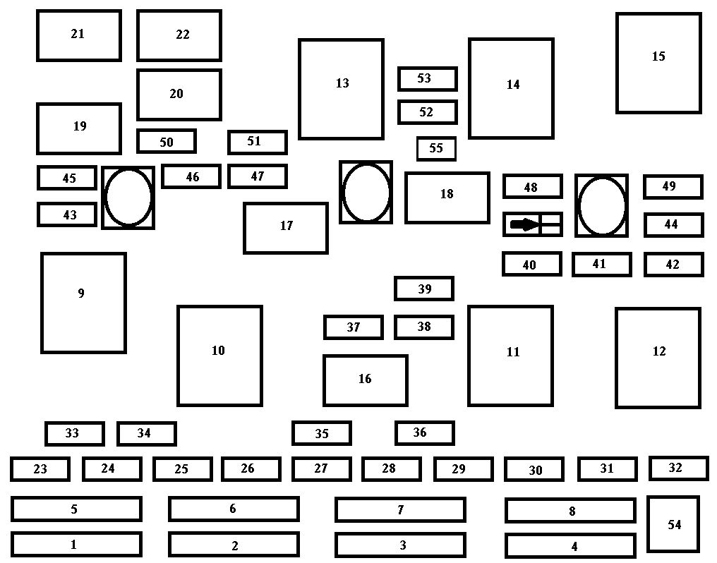 fuse box diagram 2003 chevy malibu
