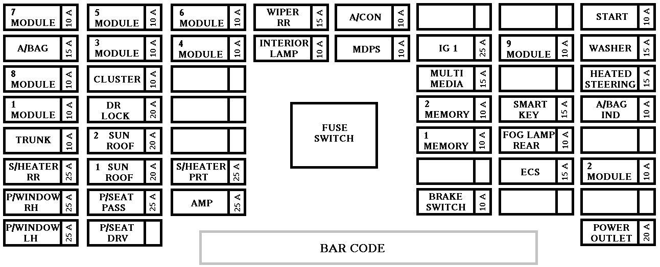 Dakota Dome Light Fuse Box #1 Wiring Diagram Source