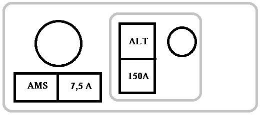 KIA Cerato - from 2011 - fuse box diagram - Auto Genius