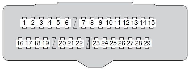 2008 Avalon Fuse Box Wiring Diagram